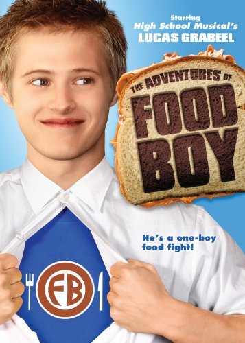 Adventures Of Food Boy Grabeel Lucas Nr