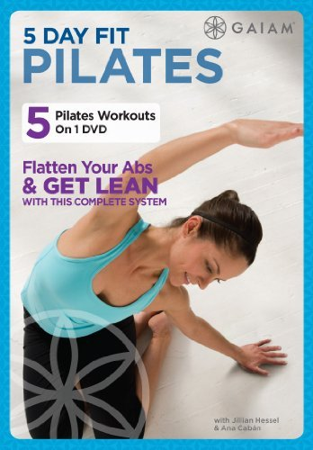 5 Day Fit Pilates Caban Hessel Nr
