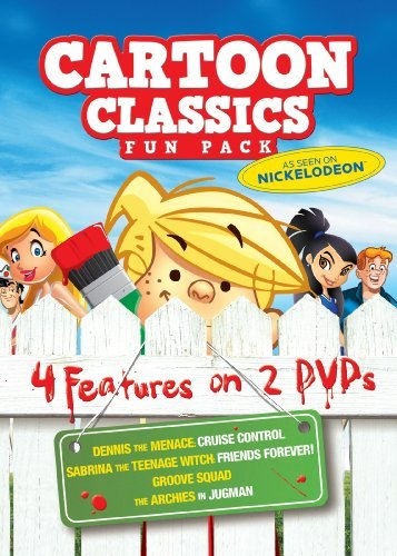 Cartoon Classics Fun Pack Cartoon Classics Fun Pack Nr 2 DVD