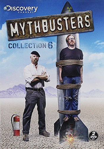 Mythbusters Collection 6 DVD Tvpg