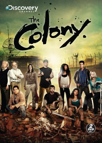 Colony Season 1 DVD Tvpg