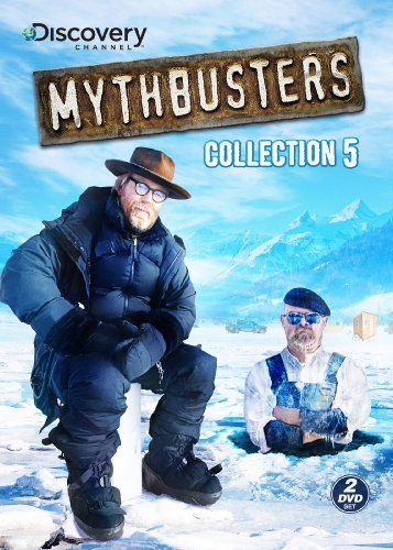 Mythbusters Collection 5 DVD Nr