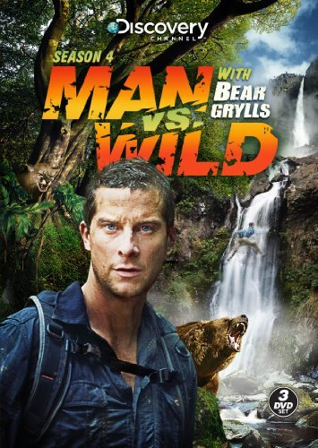 Man Vs. Wild Man Vs. Wild Season 4 Nr
