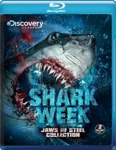 Shark Week Jaws Of Steel Colle Shark Week Jaws Of Steel Colle Blu Ray Ws Nr 2 Br