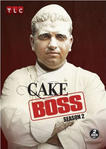 Cake Boss Season 2 Nr 2 DVD