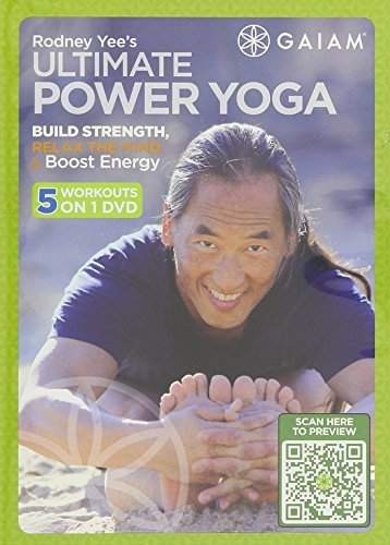 Ultimate Power Yoga DVD Yee Rodney Nr