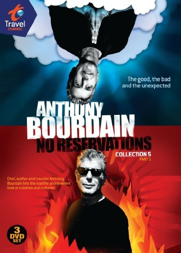 Anthony Bourdain No Reservati Anthony Bourdain No Reservati Tvpg 3 DVD