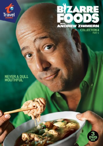Bizarre Foods With Andrew Zimm Bizarre Foods With Andrew Zimm Tvpg 3 DVD