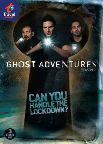 Ghost Adventures Season 2 DVD Season 2