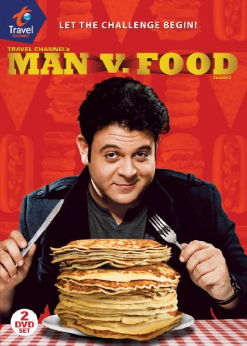 Man V. Food Man V. Food Season 2 Tvg 2 DVD