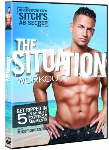 Mike Sorrentino Situation Workout Nr