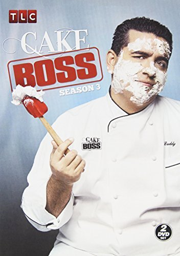 Cake Boss Season 3 Ws Nr 2 DVD