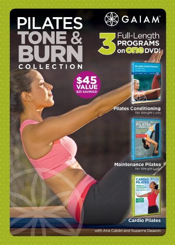 Pilates Tone & Burn Collection Pilates Tone & Burn Collection Nr