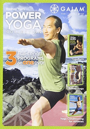 Rodney Yee Power Yoga Collect Yee Rodney Nr