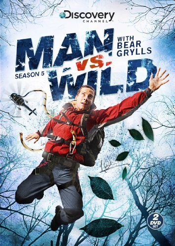 Man Vs. Wild Man Vs. Wild Season 5 Nr 2 DVD