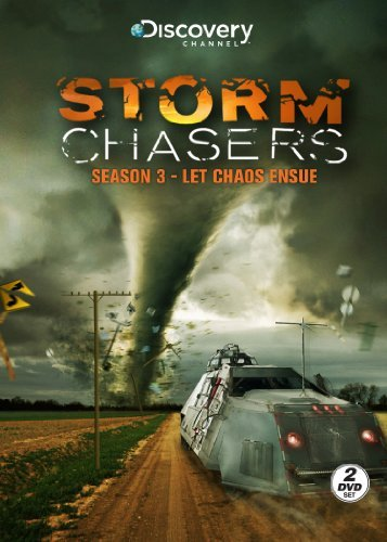 Storm Chasers Storm Chasers Season 3 Nr 3 DVD