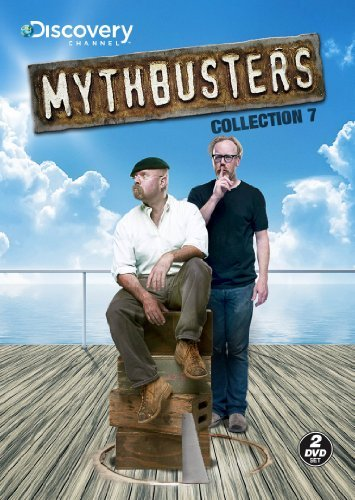 Mythbusters Collection 7 DVD
