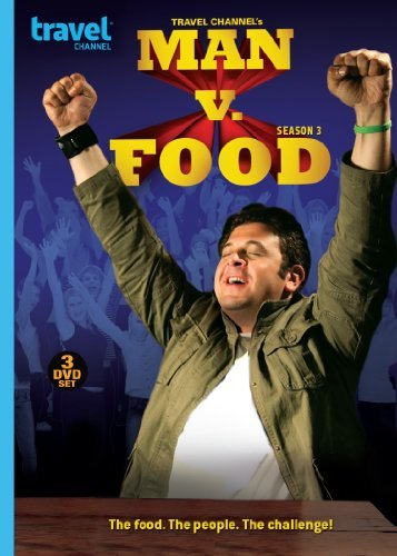 Man V. Food Season 3 Nr 3 DVD
