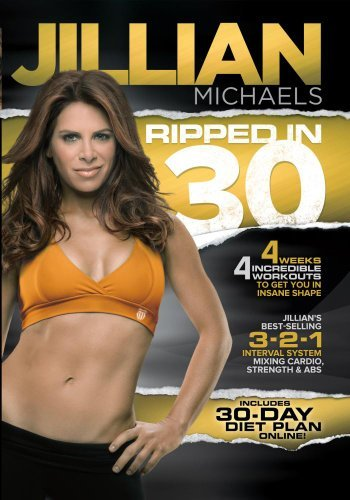 Jillian Michaels Jillian Michaels Ripped In 30 Nr