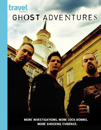 Ghost Adventures Season 3 DVD
