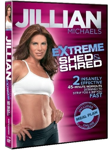 Jillian Michaels Jillian Michaels Extreme Shed Nr