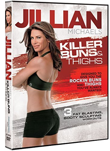 Jillian Michaels Killer Buns & Thighs Nr
