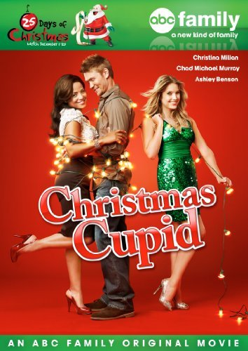 Christmas Cupid Milian Murray Benson Tv14