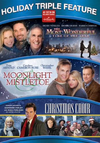 Holiday Triple Feature Most Wonderful Time Of Year M Nr