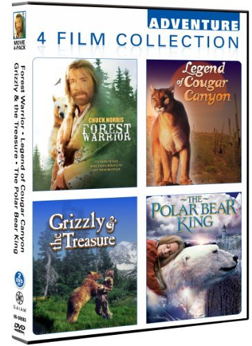 Wilderness Adventure 4 Pack Wilderness Adventure 4 Pack Nr 2 DVD