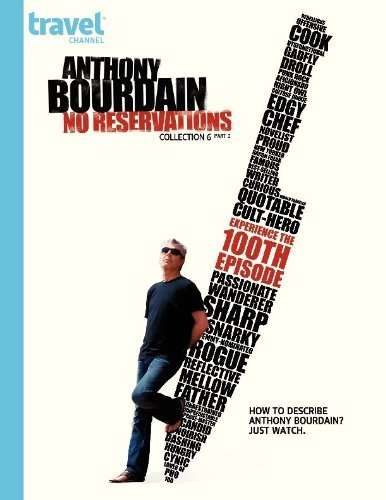Anthony Bourdain No Reservati Anthony Bourdain No Reservati Tvpg 2 DVD