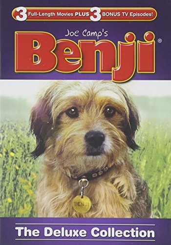Benji The Deluxe Collection Benji The Deluxe Collection Nr 2 DVD