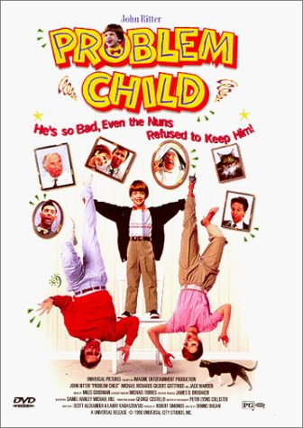 Problem Child Ritter Oliver DVD Pg