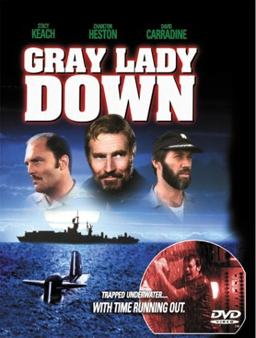 Gray Lady Down Heston Carradine Keach Clr G