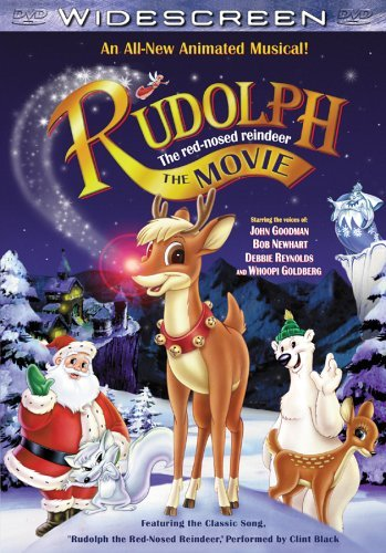 Rudolph The Red Nosed Reindeer Movie Clr St Aws Snap Nr