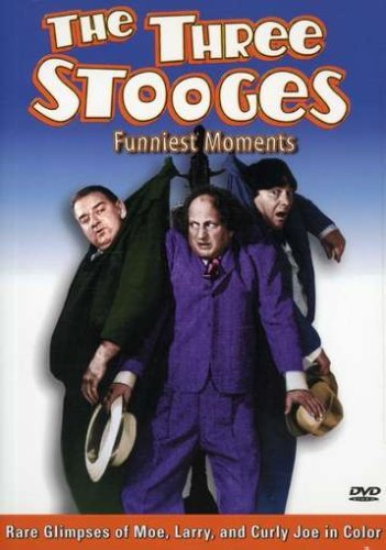 Funniest Moments Three Stooges Clr Nr