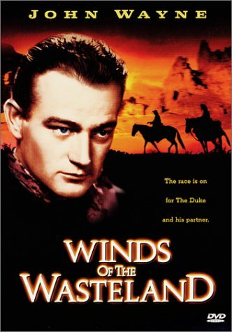 Winds Of The Wasteland Wayne John Clr Nr