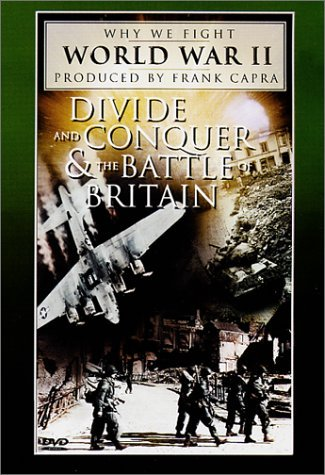 Divide & Conquer Battle Of Bri Why We Fight World War Ii Clr Nr