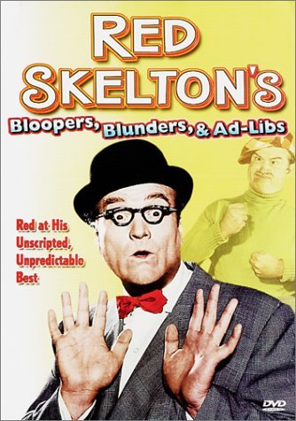 Bloopers Blunders Ad Libs Skelton Red Clr Nr