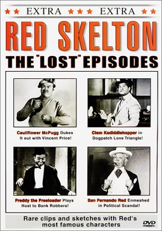 Lost Episodes Skelton Red Clr Nr