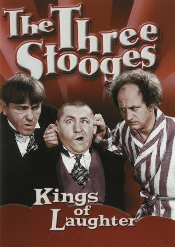 Kings Of Laughter Three Stooges DVD R Nr
