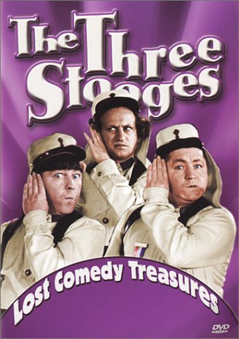 Three Stooges Lost Comedy Treasures Clr Nr