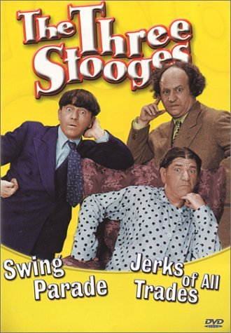 Jerks Of All Trades Three Stooges Clr Nr