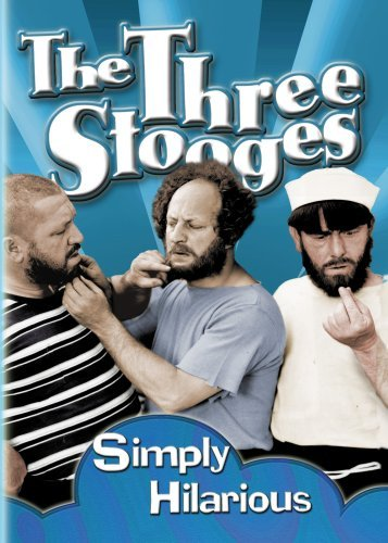 Simply Hilarious Three Stooges Clr Nr