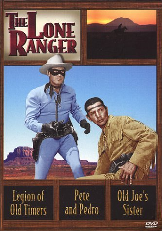 Old Timers Lone Ranger Clr Nr