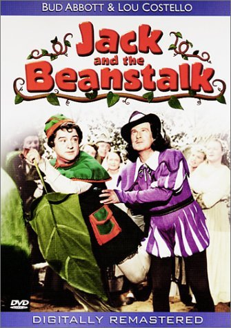 Jack & The Beanstalk Abbott & Costello Clr Nr