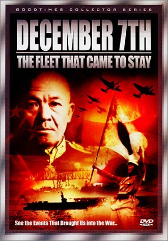 Pearl Harbor December 7th Fleet That Came T Bw Nr