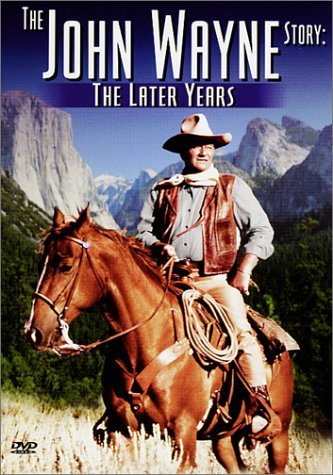 John Wayne Story Later Years Wayne John Clr Bw DVD R Nr