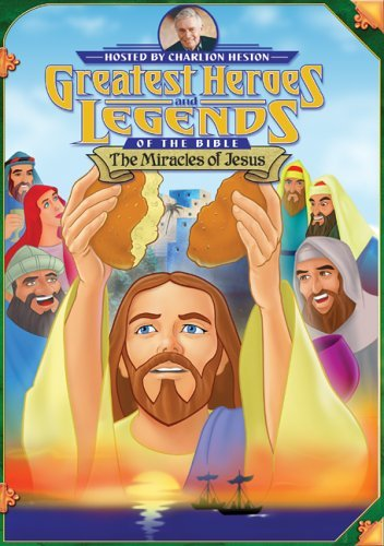 Miracles Of Jesus Greatest Heroes & Legends Of T Nr