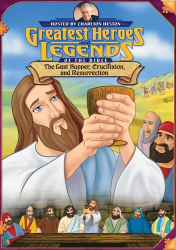 Last Supper Crucifixion & Resu Greatest Heroes & Legends Of T Nr
