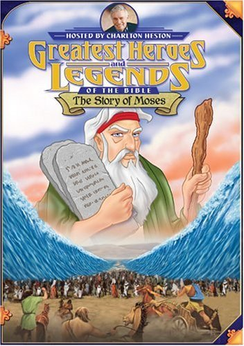 Story Of Moses Greatest Heroes & Legends Of T Nr